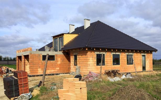 Domy w zabudowie bliźniaczej w Ozorzycach - A.M1 5193275