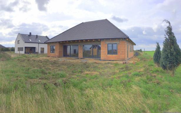 Domy w zabudowie bliźniaczej w Ozorzycach - A.M1 5193279