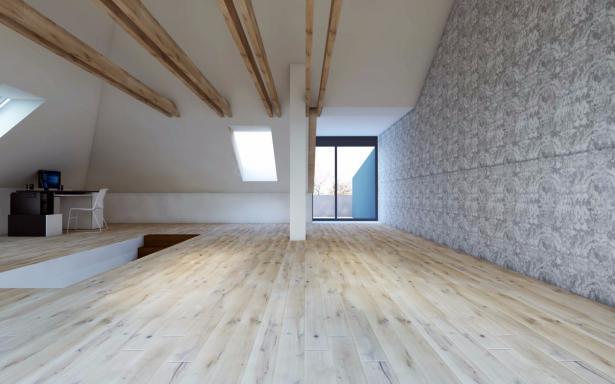 Domy w zabudowie bliźniaczej w Ozorzycach - A.M1 5193293