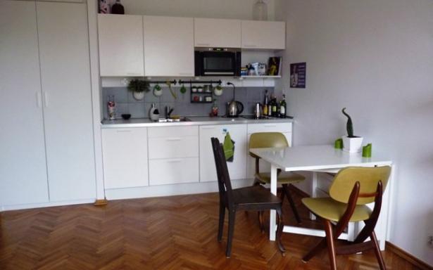 Przytulne mieszkanie na Saskiej Kepie, po remoncie, dobrze wyposażone 5356322