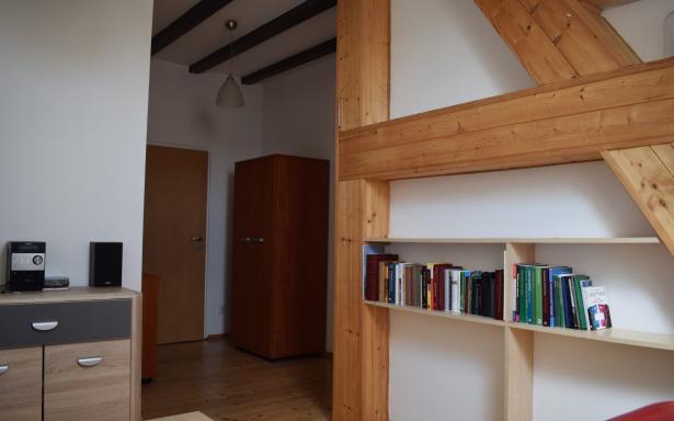 Mieszkanie dwu-piętrowe w kamienicy 107m2 Poznań 5356403