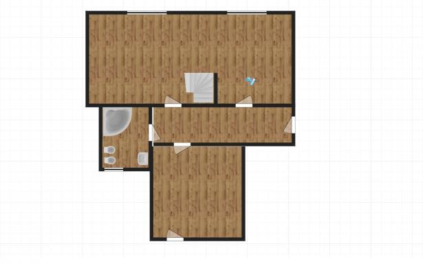 Mieszkanie dwu-piętrowe w kamienicy 107m2 Poznań 5356407