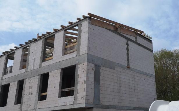 Nowy dom na osiedlu PiaTri, segment Ursus 5357403