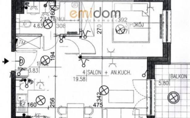 Mieszkanie, na sprzedaż, Warszawa, 39.58 m2 3866940