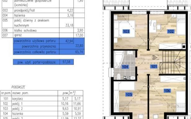 Dom, na sprzedaż, Wrocław, 120.37 m2 5317847