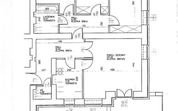 Mieszkanie, na sprzedaż, Warszawa, Ziębicka, 82.69 m2 5197479