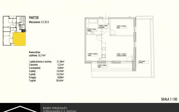NovoForma Siechnice - Ville MonoForma - C1/0/3 4810816
