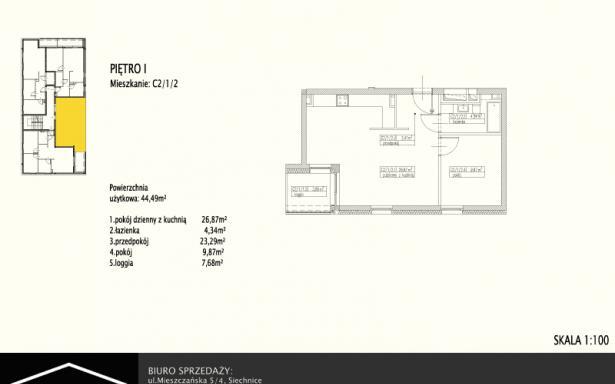 NovoForma Siechnice - Ville MonoForma - C2/1/2 4810827