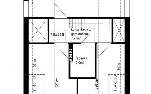 GOTOWE DOMY WOLNOSTOJĄCE - Wrocław/Kryniczno - Bud. A - SPRZEDANY 5178278