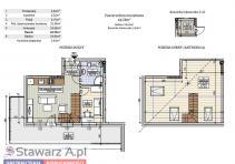 Mieszkanie, na sprzedaż, Rzeszów, Kornela Makuszyńskiego, 65.58 m2 5224233