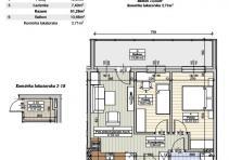 Mieszkanie, na sprzedaż, Rzeszów, Kornela Makuszyńskiego, 51.29 m2 4502316
