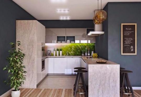 Zalety I Wady Kuchni Otwartej Na Salon Nieruchomościcompl